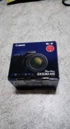 Câmera semiprofissional Canon sx530 hs wifi