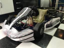 Kart Cadete Techspeed com motor honda