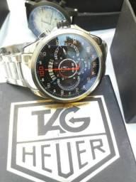 Relógio Tag Heuer SLS todo funcional