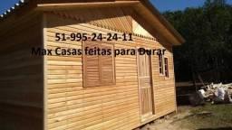 Casas pré fabricadas super promoção a partir de 21 mil