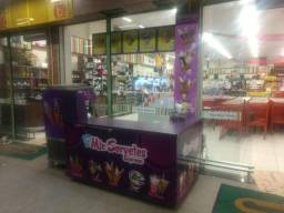 Vendo 2 sorveteria em pleno funcionamento,máquina italianinha