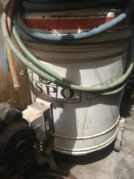 Maquinário completo pra lava jato