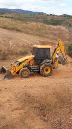 Vendo retro-escavadeira JCB 2015