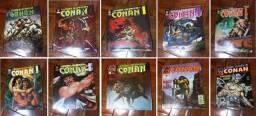 Coleção Conan - Diversos números