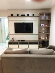 Apartamento mobiliado e climatizado no condomínio Smile Cidade Nova climatizado, 2 quartos