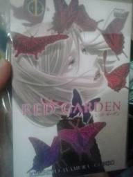 Mangá Red Garden completo