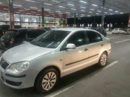 Polo 1.6 sedan flex top de linha lê anúncio - 2009