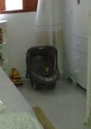 Carrinho, bebê conforto e mobile