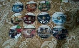 Xbox 360 2 controles Kinect aceitamos cartões