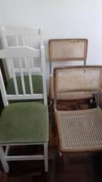 Cadeiras convencionais