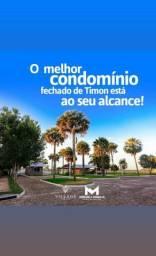 Loteamento Village Joia. 360m2 Condomínio Fechado. Timon - Teresina