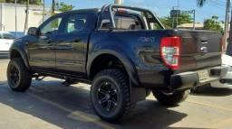 Ford ranger 2015 diesel 4x4 preparada - 2015