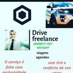 Motorista particular freelancer