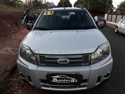 FORD ECOSPORT 2010/2011 1.6 FREESTYLE 8V FLEX 4P MANUAL - 2011