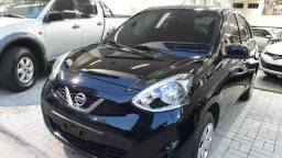 Nissan march 1.0 S Flex completo - 2018