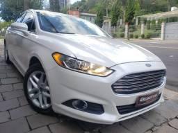 Ford fusion 2.5 top de linha com teto - 2013