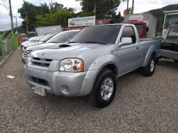 Nissan-frontier CS- motor MWM diesel - 2005 - 2005