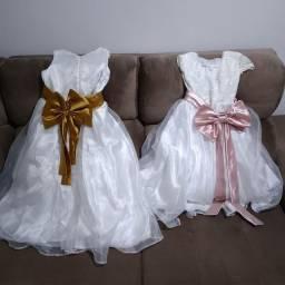 Vestido usado só uma vez no casamento