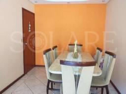Apartamento à venda com 3 dormitórios em Saco dos limões, Florianópolis cod:65075