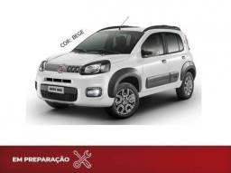 FIAT UNO 2011/2012 1.0 WAY 8V FLEX 4P MANUAL