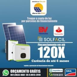 Energia Solar Kits fotovoltaicos