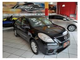Nissan Versa 1.6 sv 16v flex 4p manual