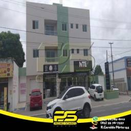 Apartamento com 2 dormitórios à venda, 1 m² por R$ 155.000,00 - Mangabeira - João Pessoa/P