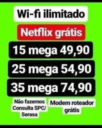 Internet Wi-Fi para todo estado de Goiás