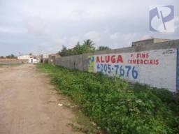 Terreno comercial para locação, Castelão, Fortaleza.