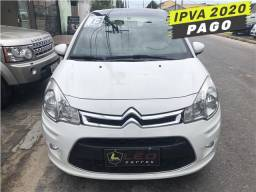 Citroen C3 1.5 tendance 8v flex 4p manual - 2013