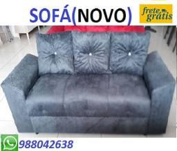 Entregamos No Mesmo dia!!Super Promoção de Sofa 3 Lugares Com Almofadas 499,00