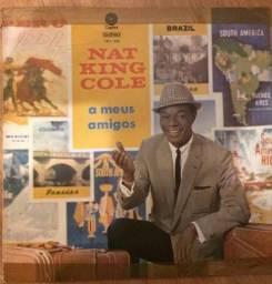 Usado, Lp Nat King Cole - A Meus Amigos 1974 comprar usado  Vitória