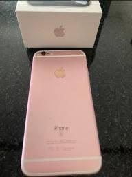IPhone 6S 16G impecável c/ nota fiscal