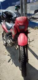 Moto bros 125 ano 2005