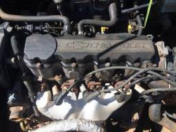 Motor Astra 1.8 8v gasolina 2001