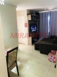 Apartamento à venda com 2 dormitórios em Brasilândia, São paulo cod:340233