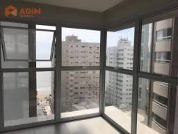 Apartamento com 2 dormitórios para alugar, 135 m² por R$ 5.500,00/mês - Centro - Balneário