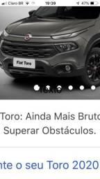 Fiat/toro volcano 4okm 2020/2021 A FATURAR