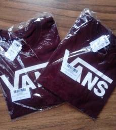Camiseta Vans Classic M ou G