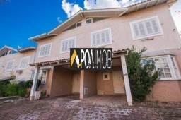 Casa com 3 dormitórios para alugar, 108 m² por R$ 1.900/mês - Santa Tereza - Porto Alegre/