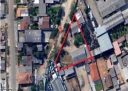 Barracão e Casa Grande terreno Industrial com 1812 mts quadrados