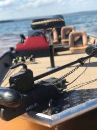 Barco Big Bass plataformado 2020