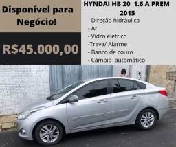 Hyundai HB 20S 1.6 A PREM 2015