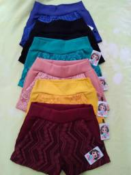 Short Infantil e Adulto No Atacado