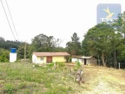 Chácara com 2 dormitórios à venda, 15178 m² por R$ 165.000,00 - Zona Rural - Quitandinha/P