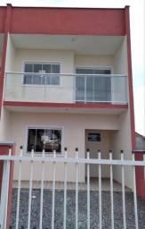 Sobrado Geminado para Venda em Balneário Barra do Sul, Centro, 2 dormitórios, 2 banheiros