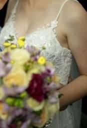 Vestido + Véu de Noiva