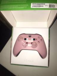 Controle Xbox One - Minecraft Pig