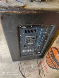 Caixa de som amplificada mod Oneal Opm 1010