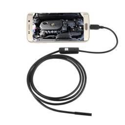 Camera com sonda endoscópica IP67- consiga ver nos locais mais difíceis